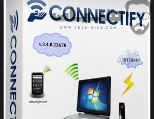 برنامج connectify Hotspot 2018