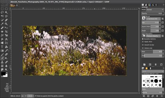 تحميل برنامج gimp لتحرير الصور والتعديل عليها