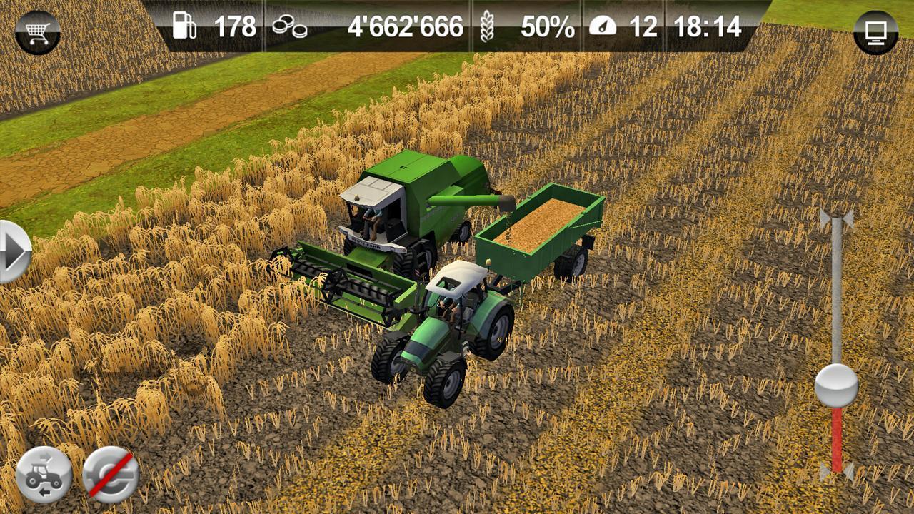 تحميل لعبة الجرارات للكمبيوتر Farming Simulator برابط مباشر