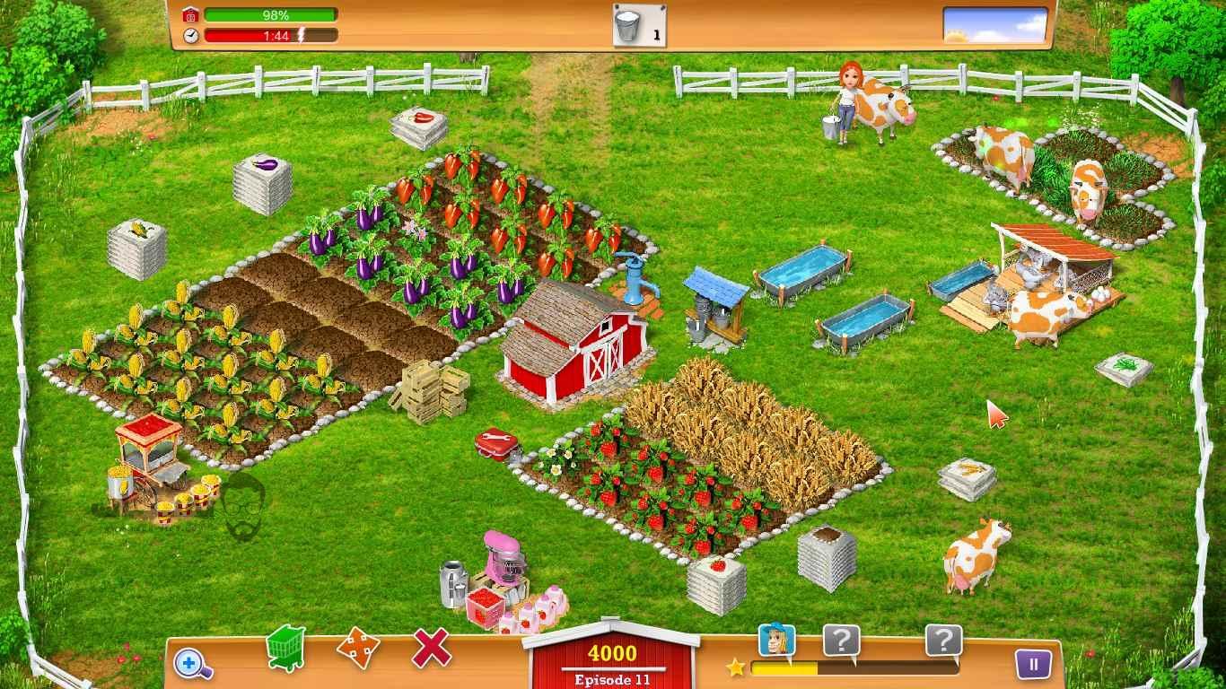 تحميل لعبة Family Farm للكمبيوتر مجانا كاملة برابط واحد تقنيات