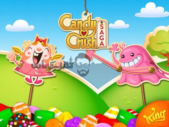 تحميل candy crush saga للهواتف الذكية إصدار 2018