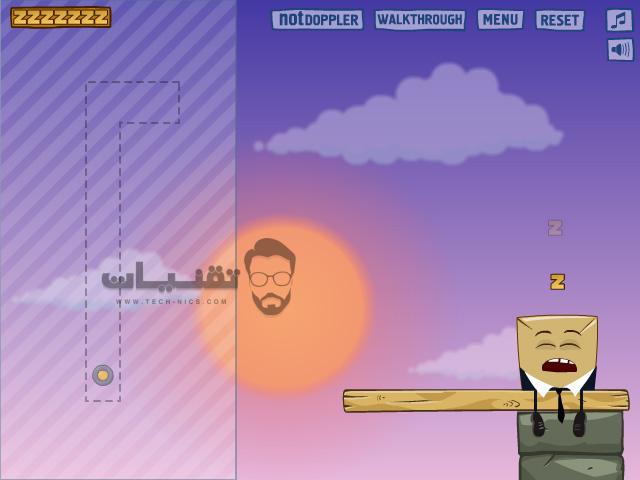 لعبة اسقاط الرجل النائم للكمبيوتر لعشاق المغامرات أخر إصدار