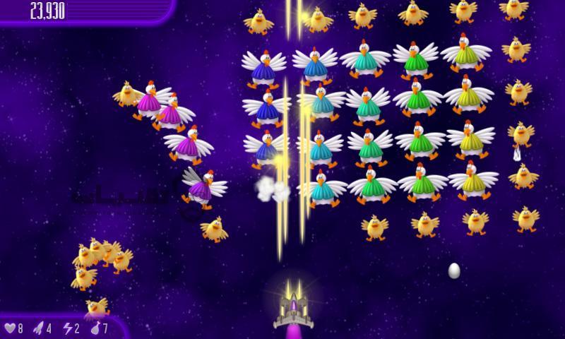 لعبة الفراخ 6 للاندرويد مجانا برابط مباشر اخر إصدار للعبة