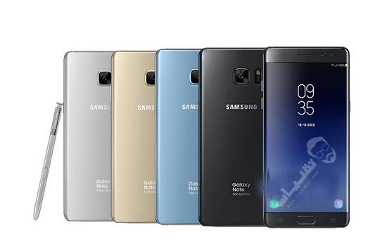 مميزات جوال Samsung Galaxy Note FE