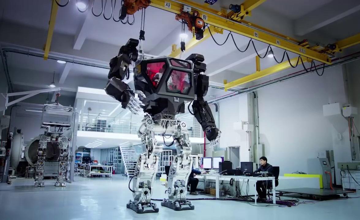 غزو الروبوتات الخيال العلمي واقعا