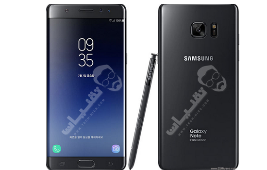 سعر ومواصفات Samsung Galaxy Note FE