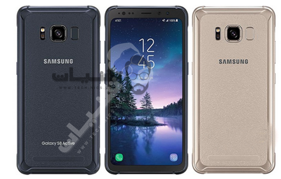 عيوب Samsung Galaxy S8 Active
