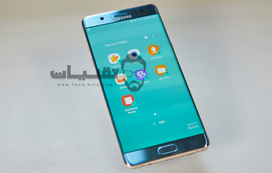 عيوب Samsung Galaxy Note7 Duos