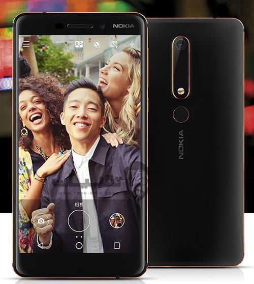 سعر ومواصفات هاتف 2018 Nokia 6