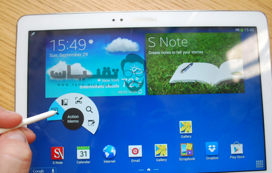 سعر ومواصفات Samsung T525