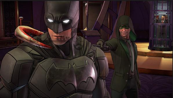 تحميل لعبة باتمان برابط مباشر