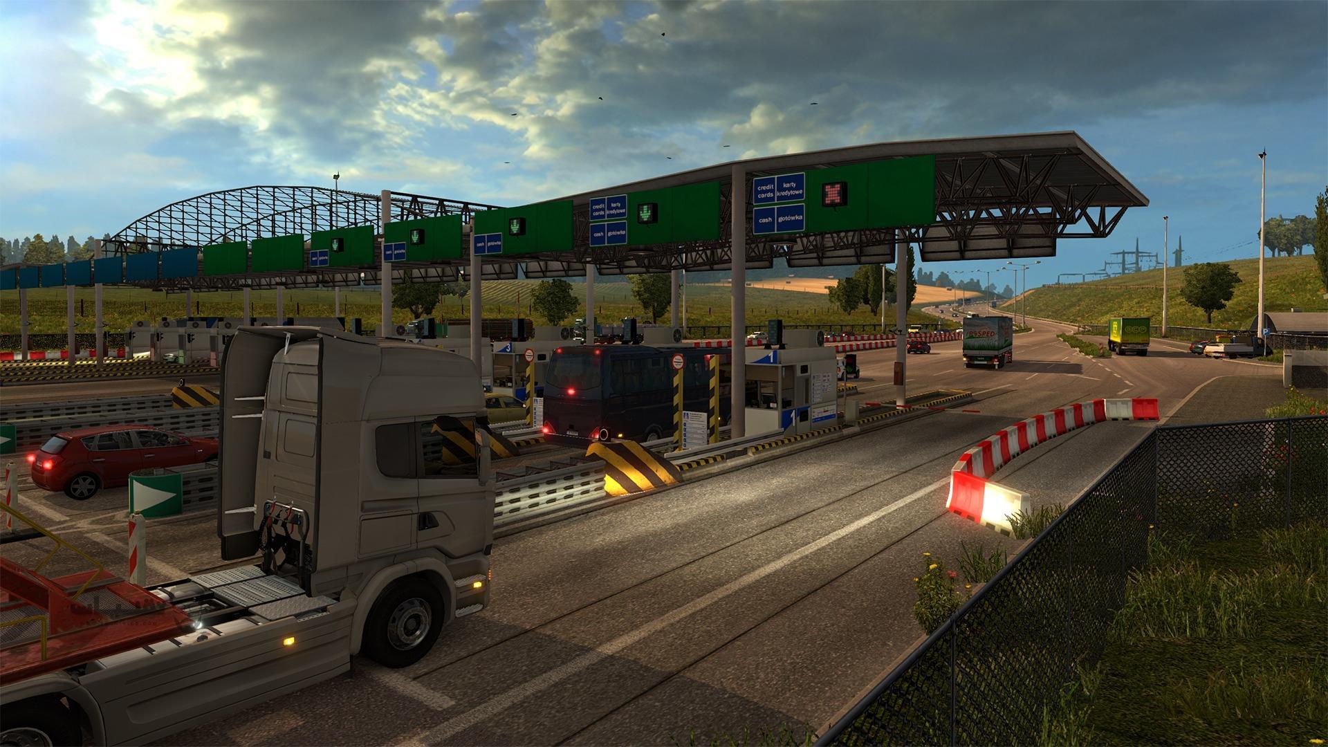 تحميللعبةeuro truck simulator2