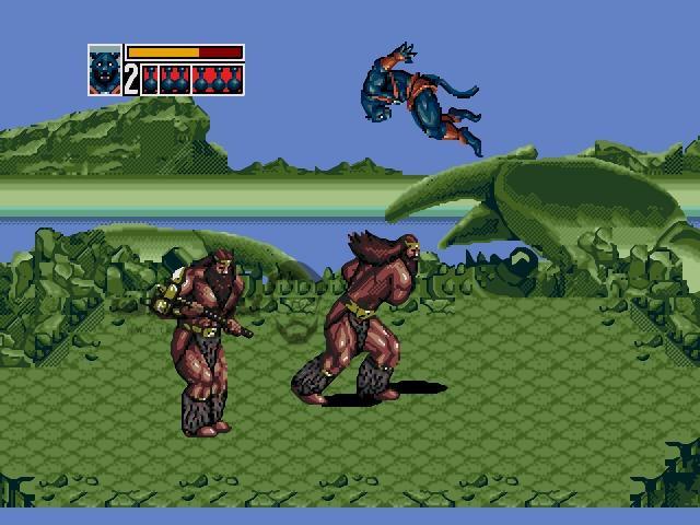 تحميل لعبة Golden Axe Genesis للكمبيوتر