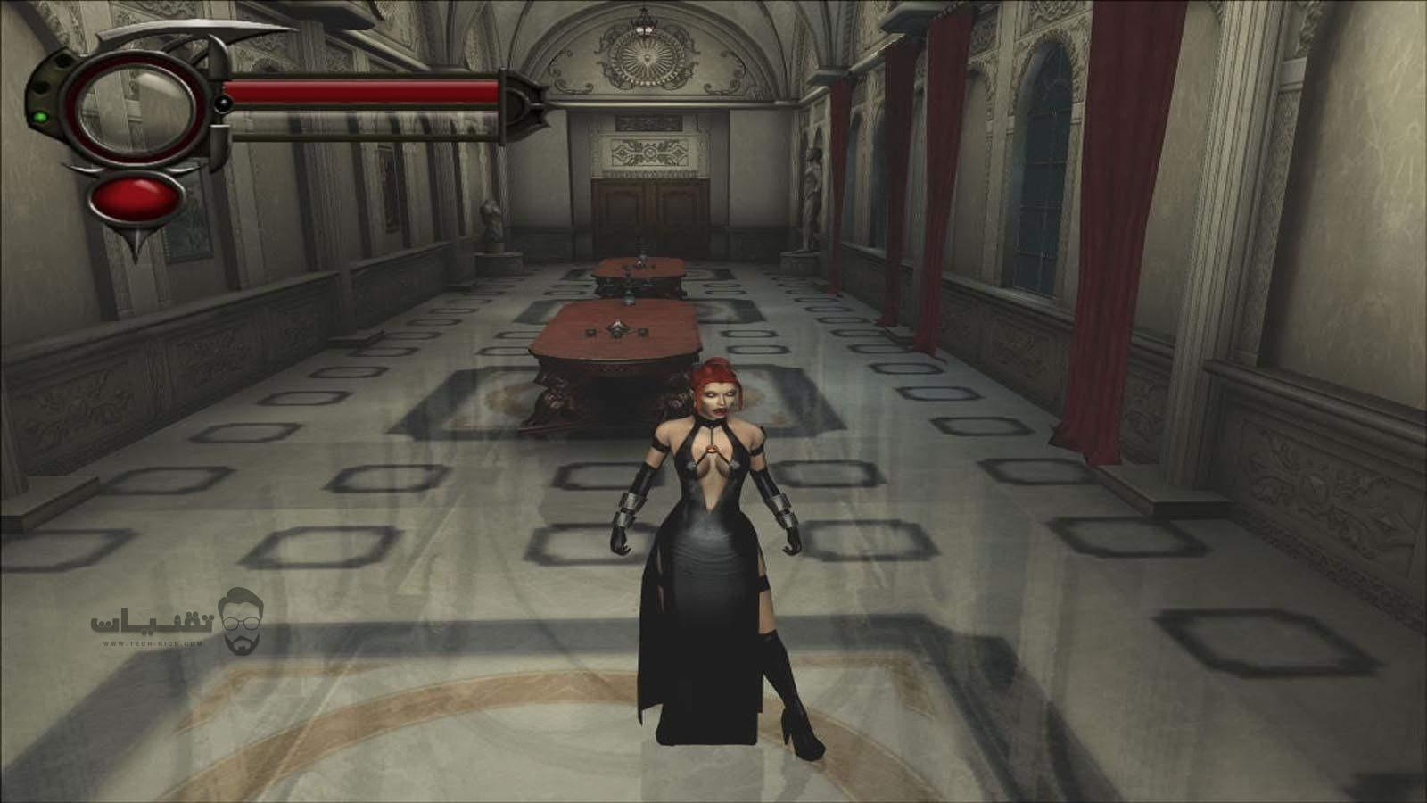 تحميل لعبة BloodRayne للكمبيوتر