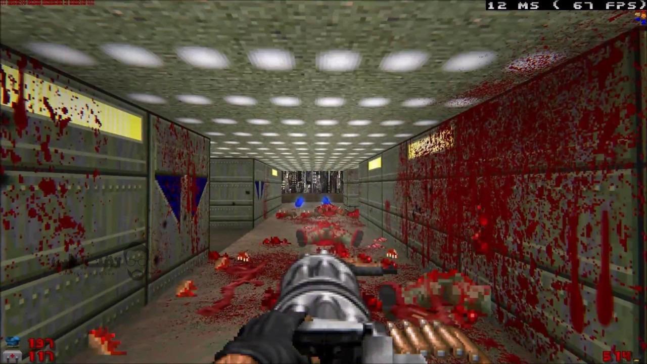 تحميل لعبة Brutal Doom للكمبيوتر