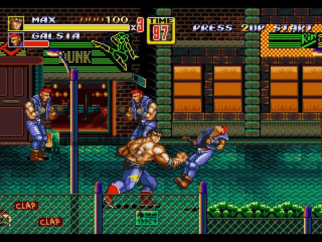 تحميل لعبة Double Dragon Fists Of Rage للكمبيوتر تقنيات