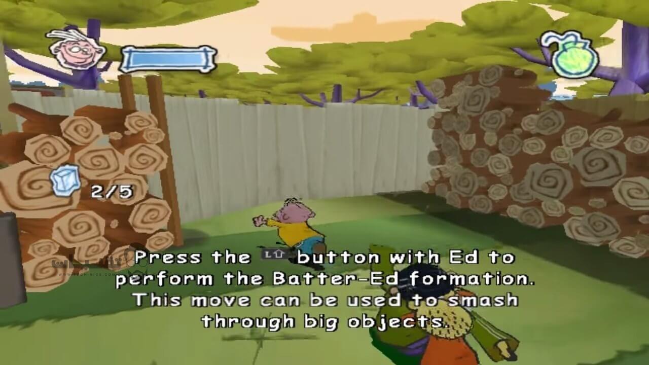 تحميل لعبة Ed Edd n Eddy The Mis-Edventures للكمبيوتر