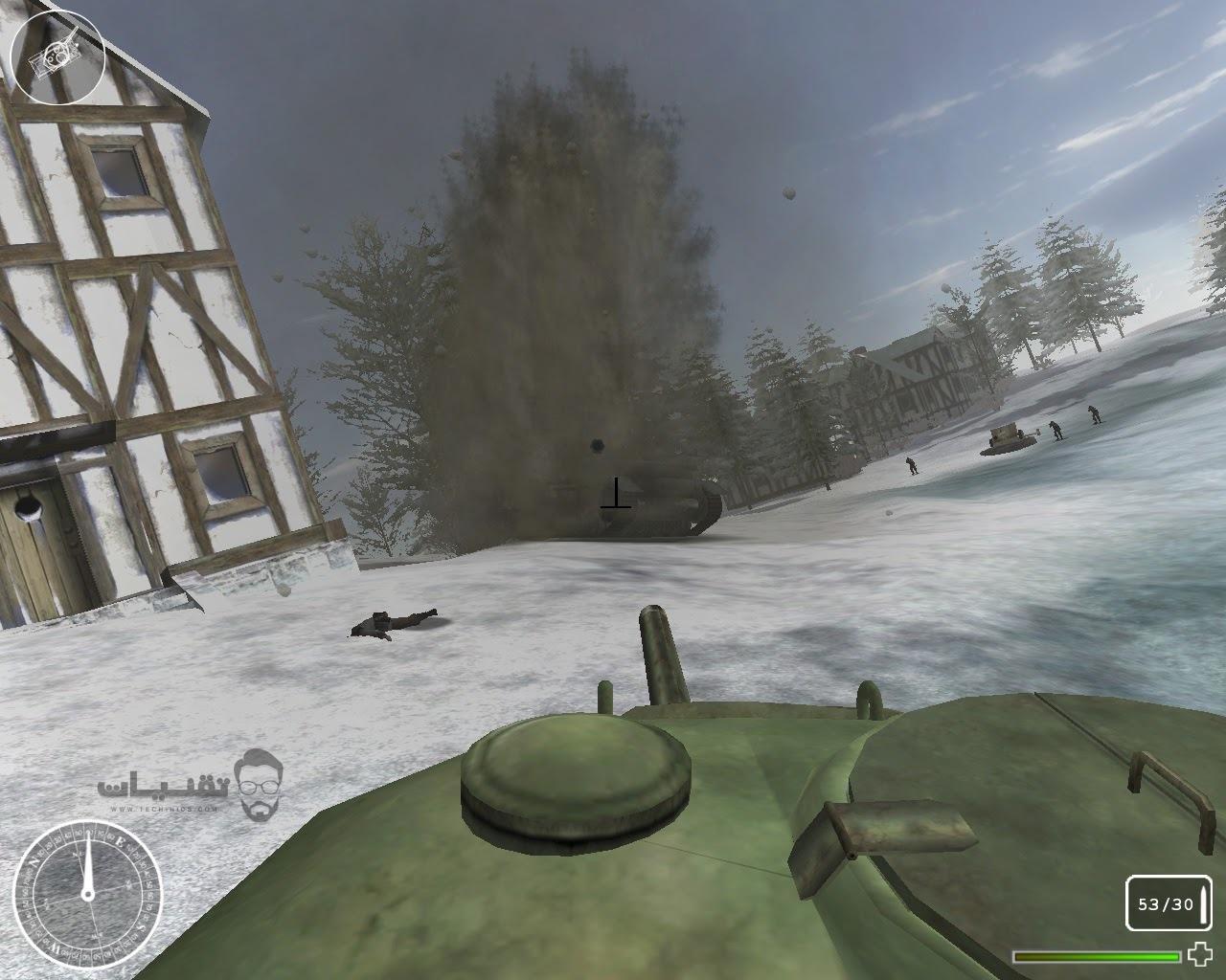 تحميل لعبة Furious Tank للكمبيوتر