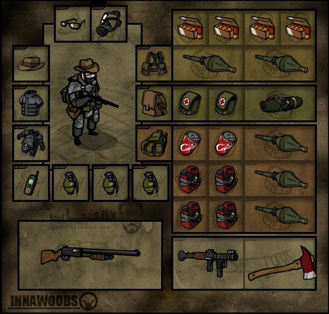تحميل لعبة Innawoods للكمبيوتر