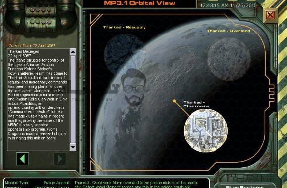 تحميل لعبة MECHWARRIOR 4 للكمبيوتر
