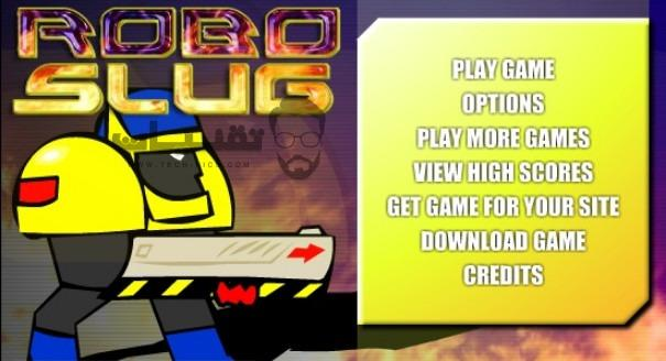 تحميل لعبة Robo Slug 2 للكمبيوتر