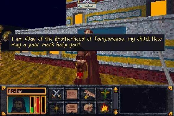 تحميل لعبة The Elder Scrolls II Daggerfall للكمبيوتر