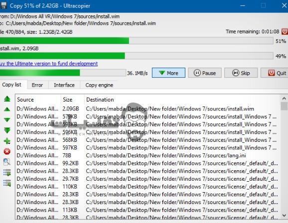 تحميل برنامجDirectory Listerللكمبيوتر