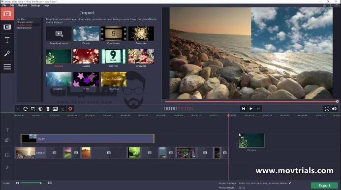 تحميل برنامجMovavi Photo Editor 2019 للكمبيوتر