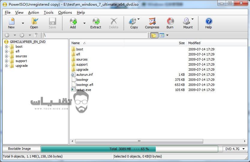 تحميل برنامج PowerISO للكمبيوتر