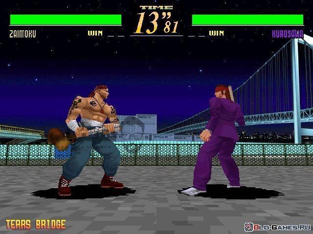 تحميل لعبة Last Bronx للكمبيوتر