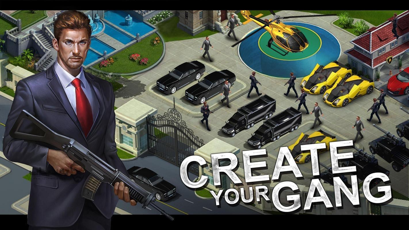 تحميل لعبة mafia city للأندرويد